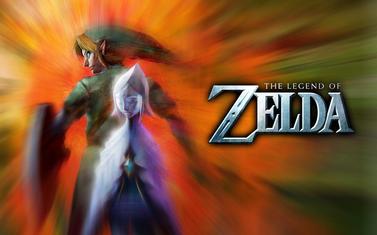 The Legend of Zelda Skyward Sword wallpaper 2