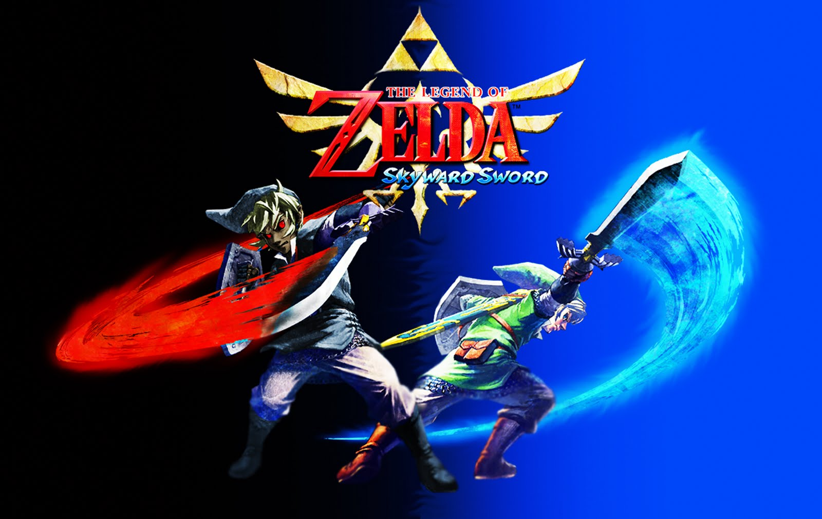 The Legend of Zelda Skyward Sword wallpaper 4