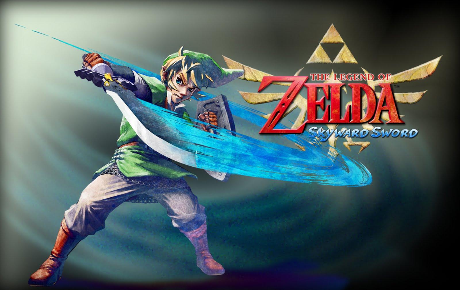 The Legend Of Zelda Skyward Sword Wallpaper 5 Wallpapersbq