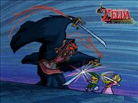 The Legend of Zelda The Wind Waker wallpaper 6