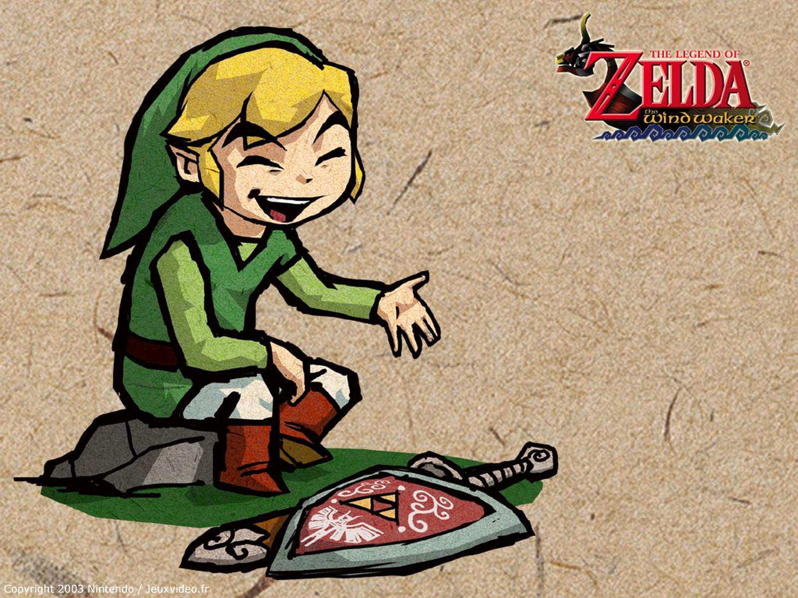 The Legend Of Zelda The Wind Waker Wallpaper 2 Wallpapersbq