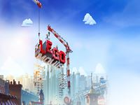 The Lego Movie wallpaper 2