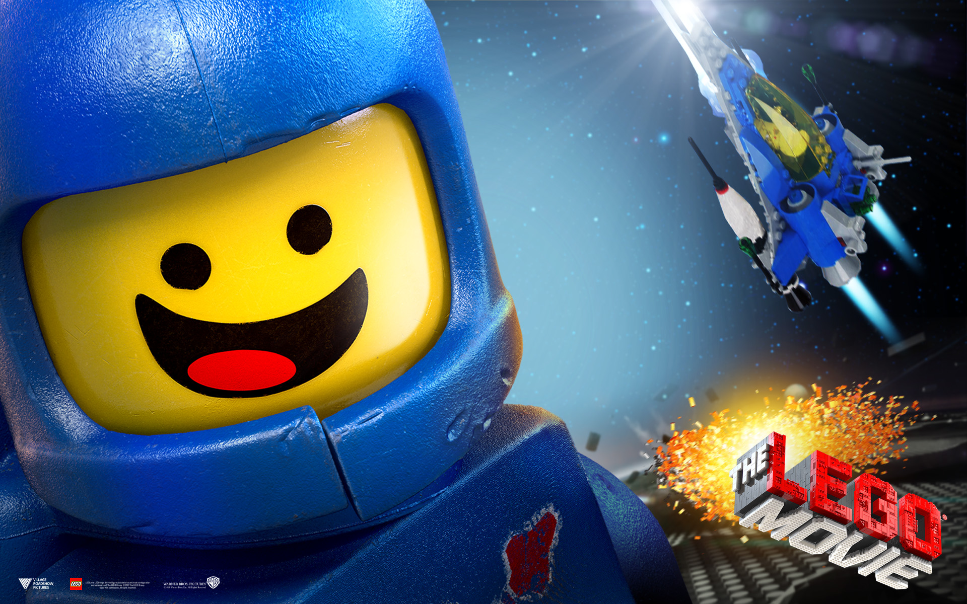 The Lego Movie wallpaper 10