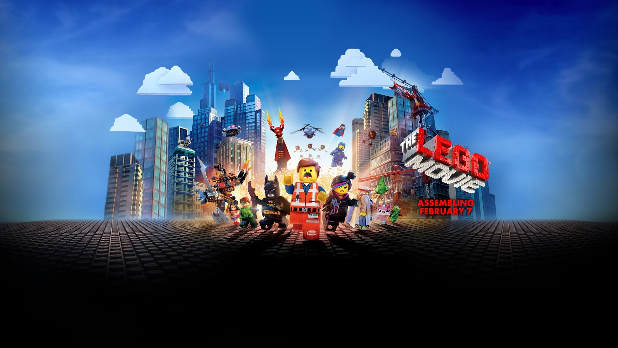The Lego Movie wallpaper 4