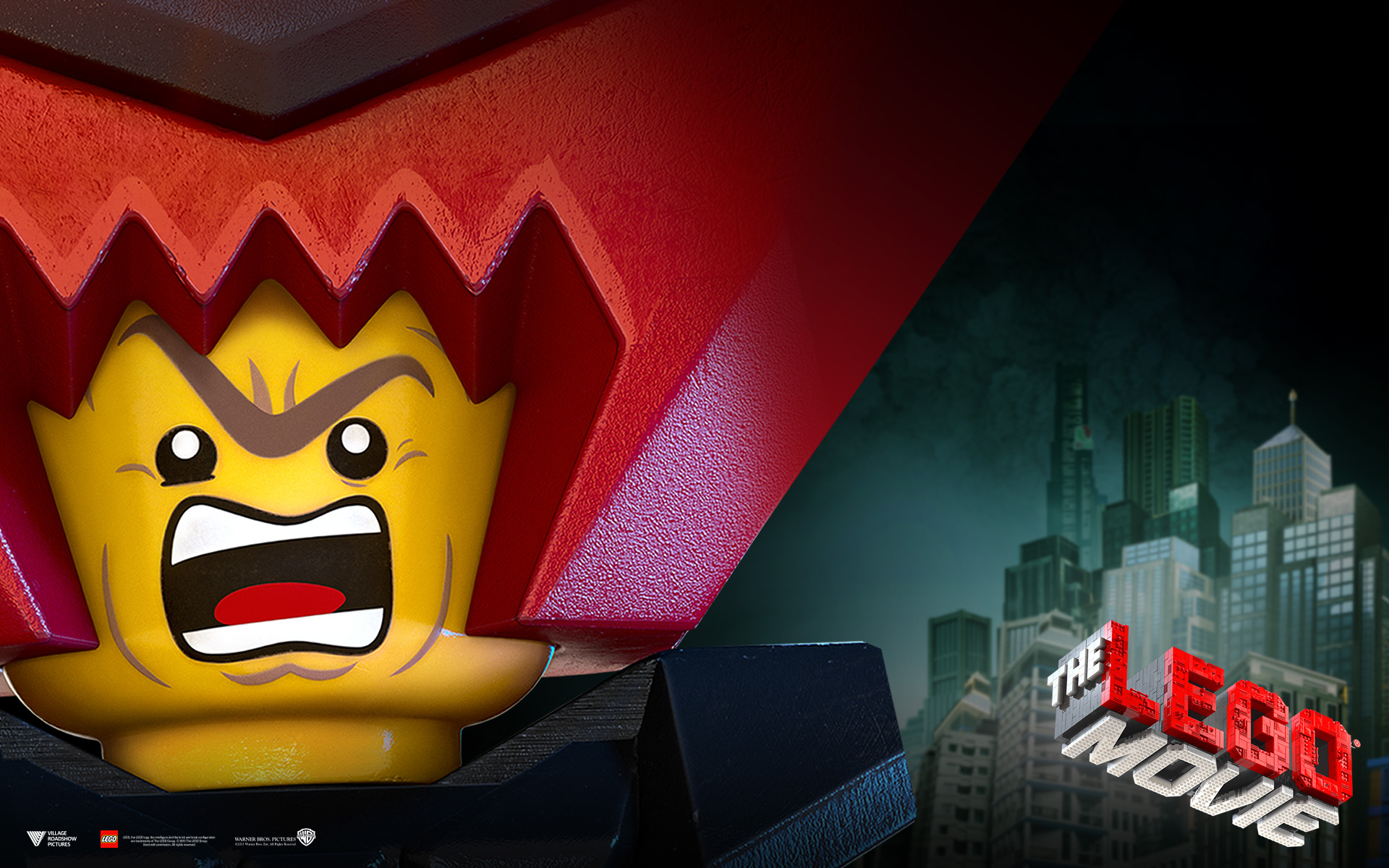 The Lego Movie wallpaper 8