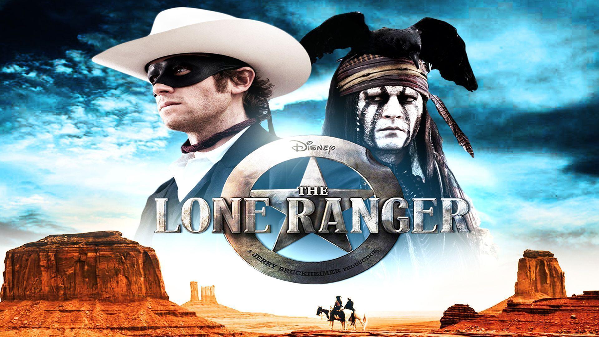 The Lone Ranger wallpaper 4