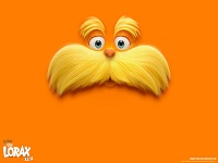 The Lorax wallpaper 1