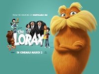The Lorax wallpaper 10