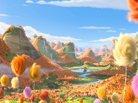 The Lorax wallpaper 3