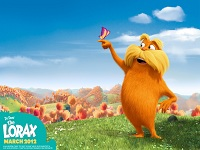 The Lorax wallpaper 4