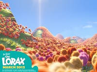 The Lorax wallpaper 6