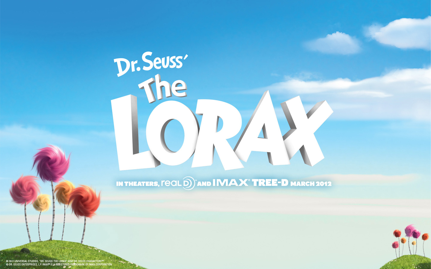 The Lorax wallpaper 7