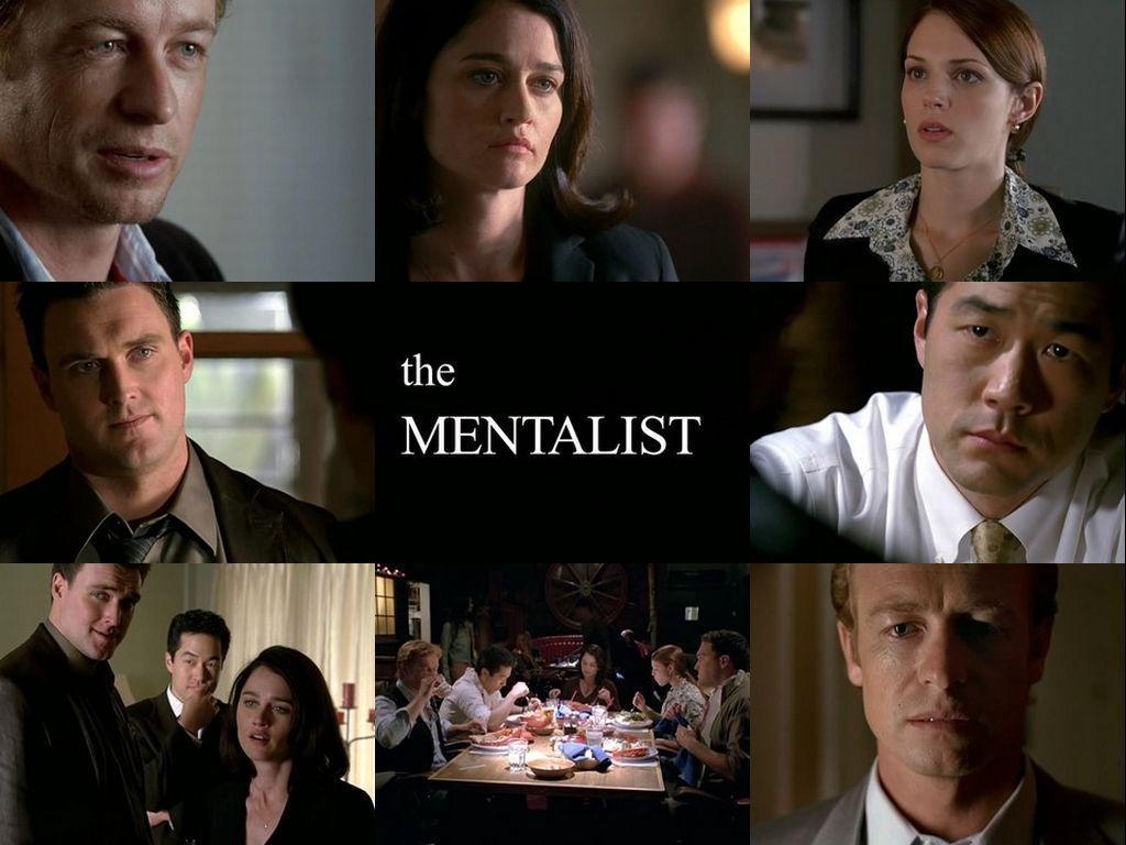 The Mentalist wallpaper 1