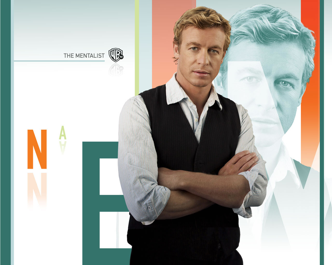 The Mentalist wallpaper 10