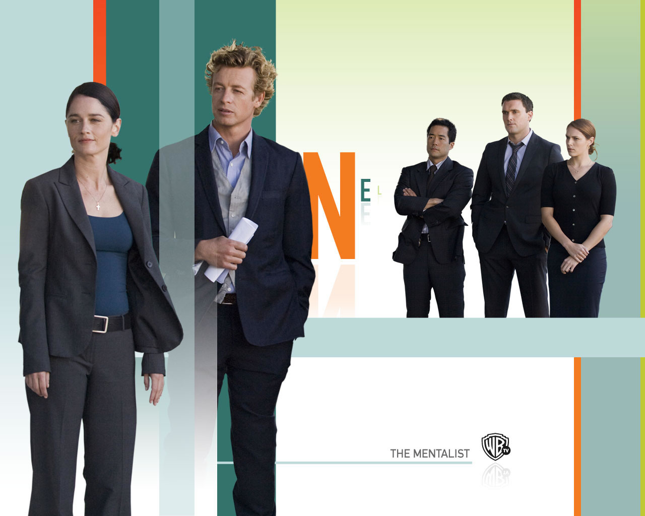 The Mentalist wallpaper 12