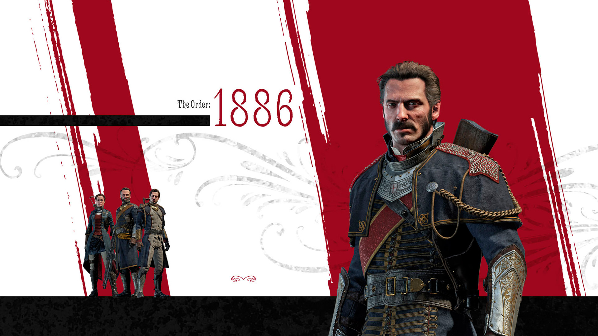 The Order 1886 wallpaper 3