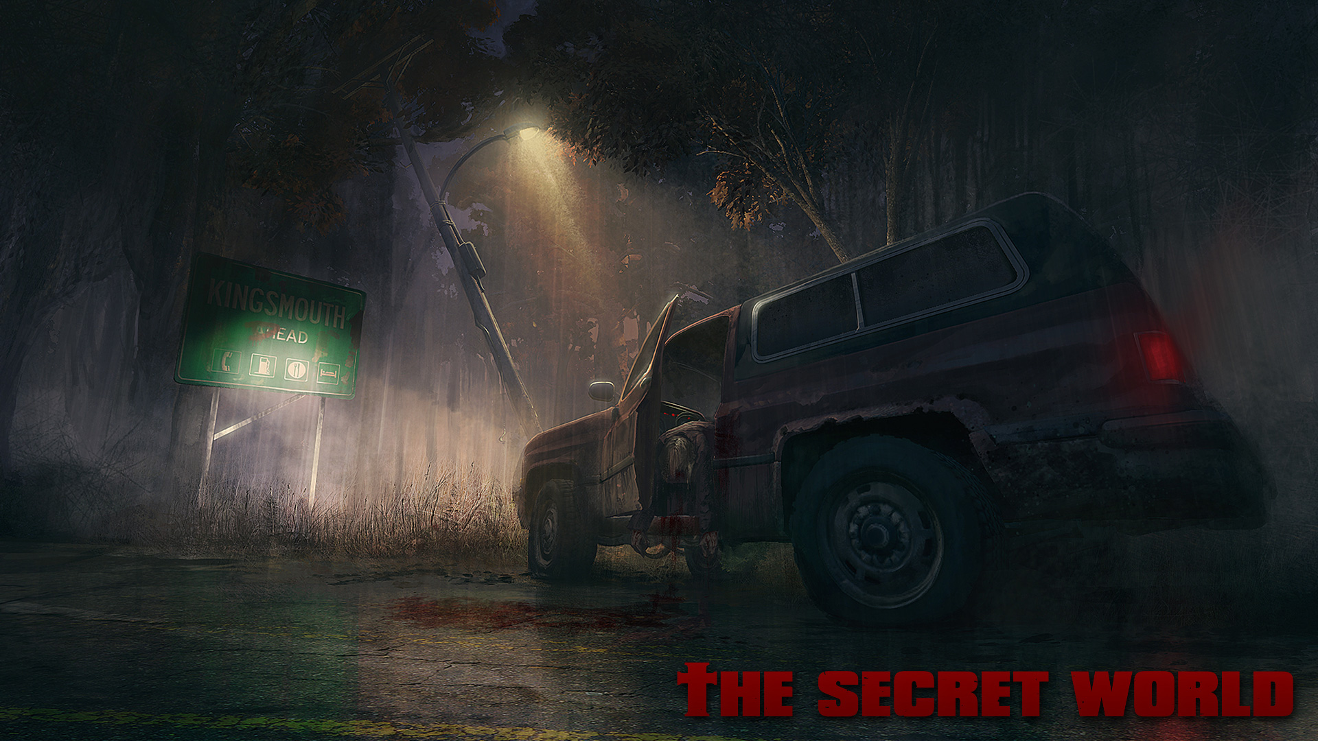 The Secret World wallpaper 14