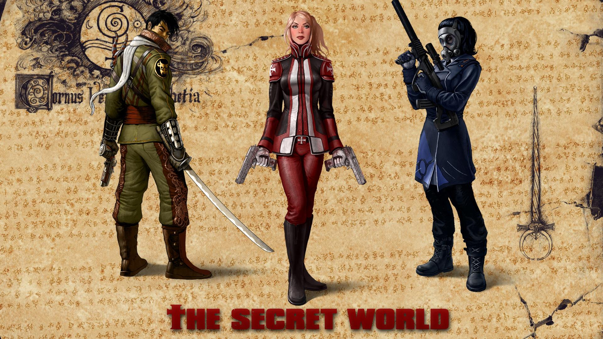 The Secret World wallpaper 16