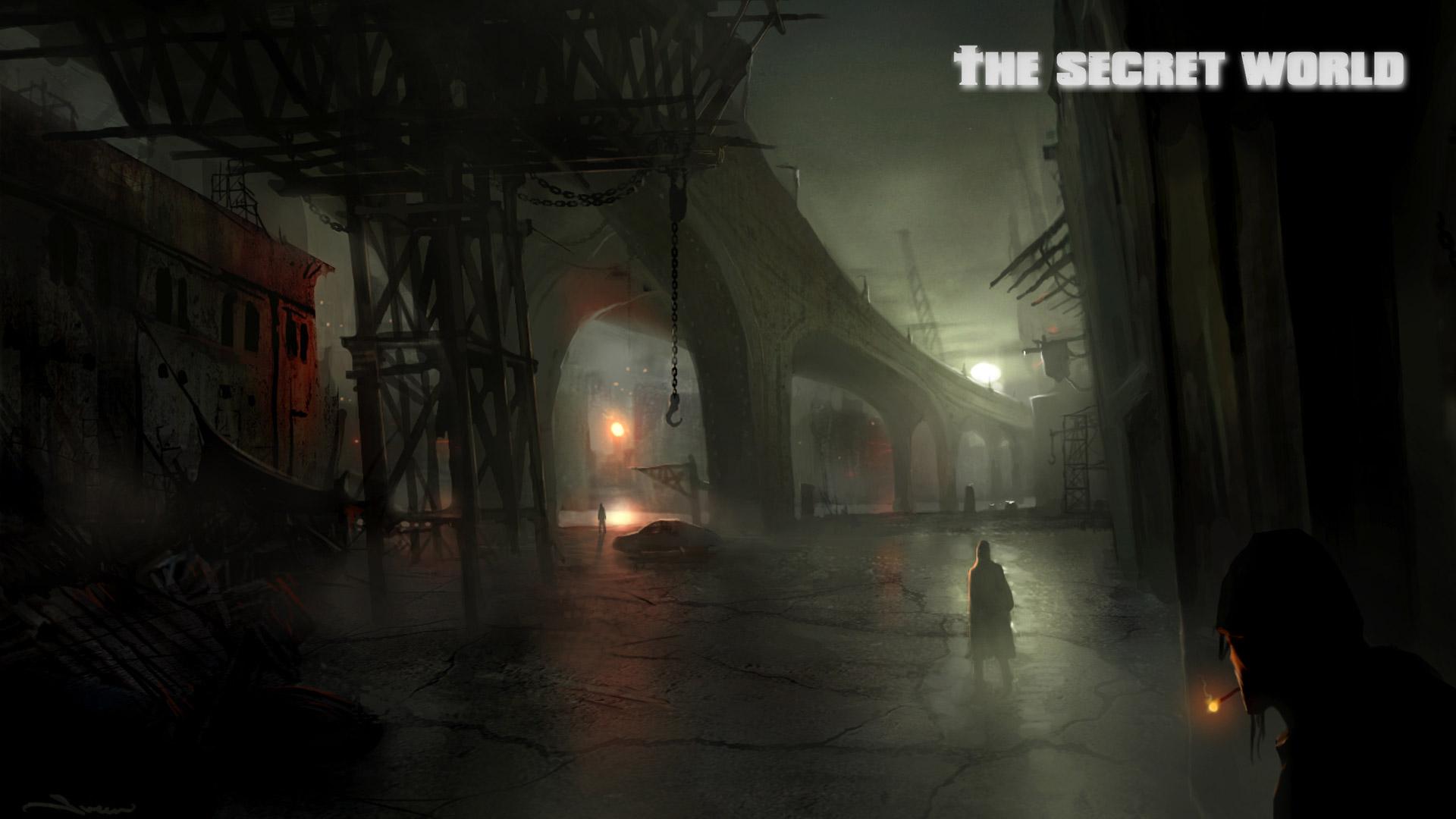 The Secret World wallpaper 5