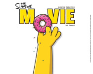 The Simpsons The Movie wallpaper 1
