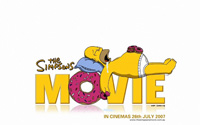 The Simpsons The Movie wallpaper 10
