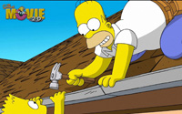 The Simpsons The Movie wallpaper 11