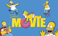 The Simpsons The Movie wallpaper 13