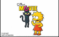 The Simpsons The Movie wallpaper 14