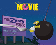 The Simpsons The Movie wallpaper 3