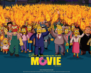 The Simpsons The Movie wallpaper 5