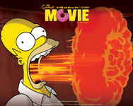 The Simpsons The Movie wallpaper 6