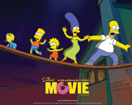 The Simpsons The Movie wallpaper 7