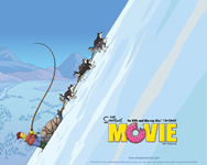 The Simpsons The Movie wallpaper 9