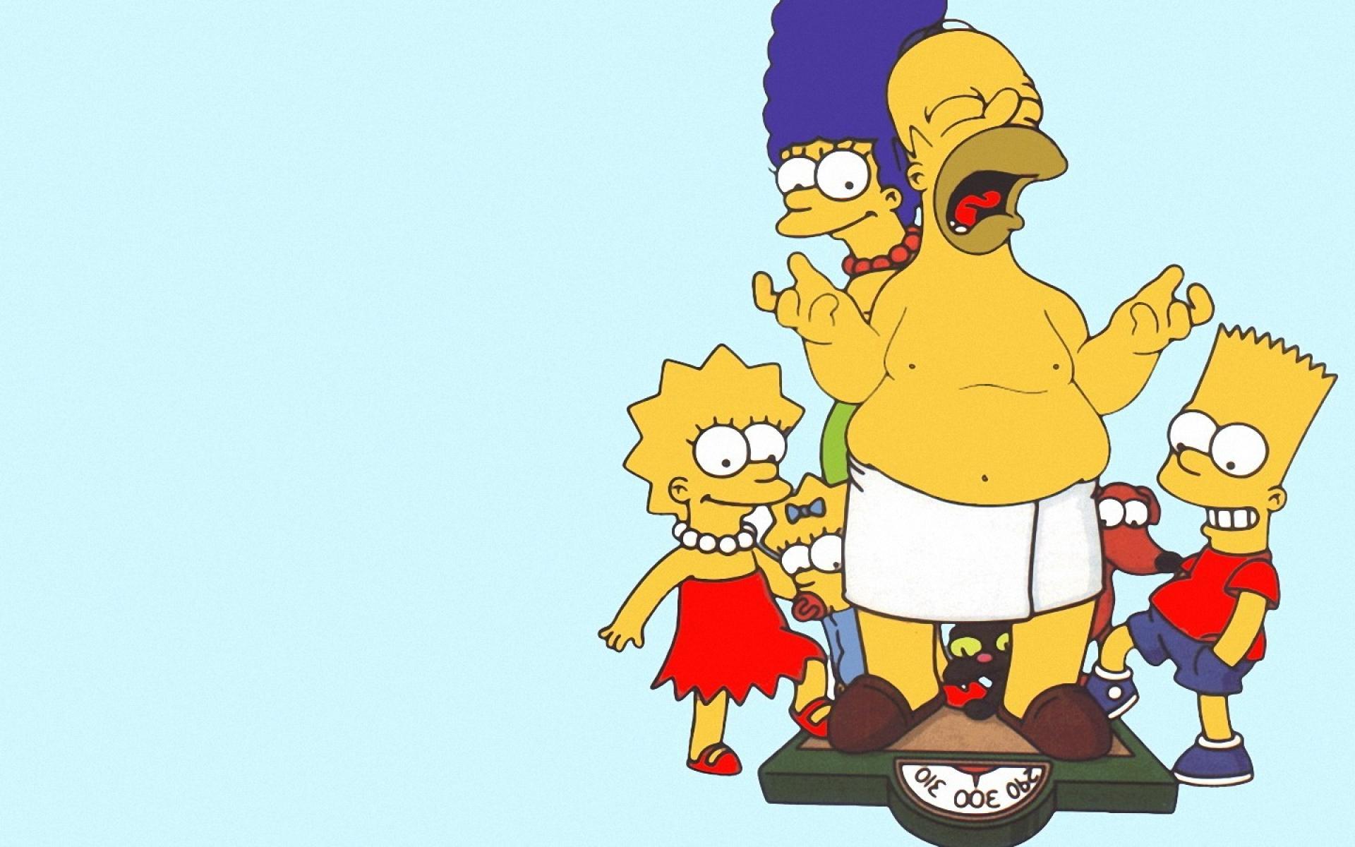 The Simpsons wallpaper 8   WallpapersBQ