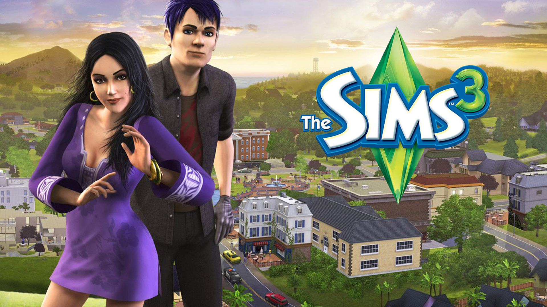 The Sims 3 wallpaper 1