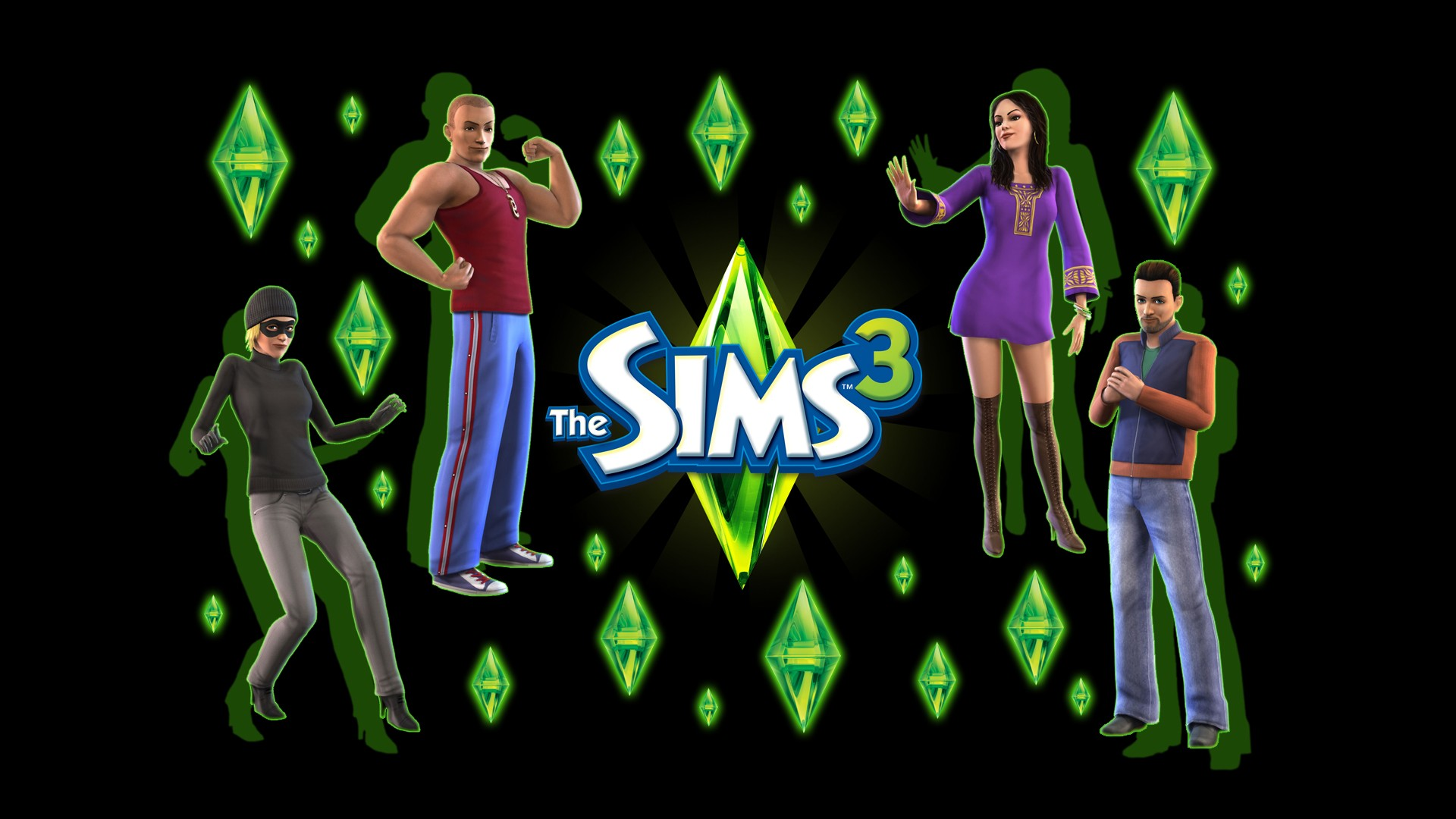 The Sims 3 wallpaper 3