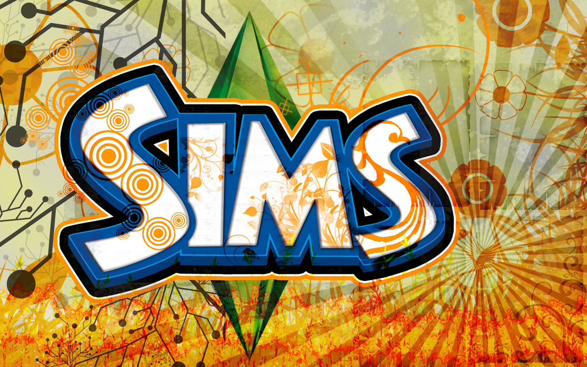 The Sims 3 wallpaper 6