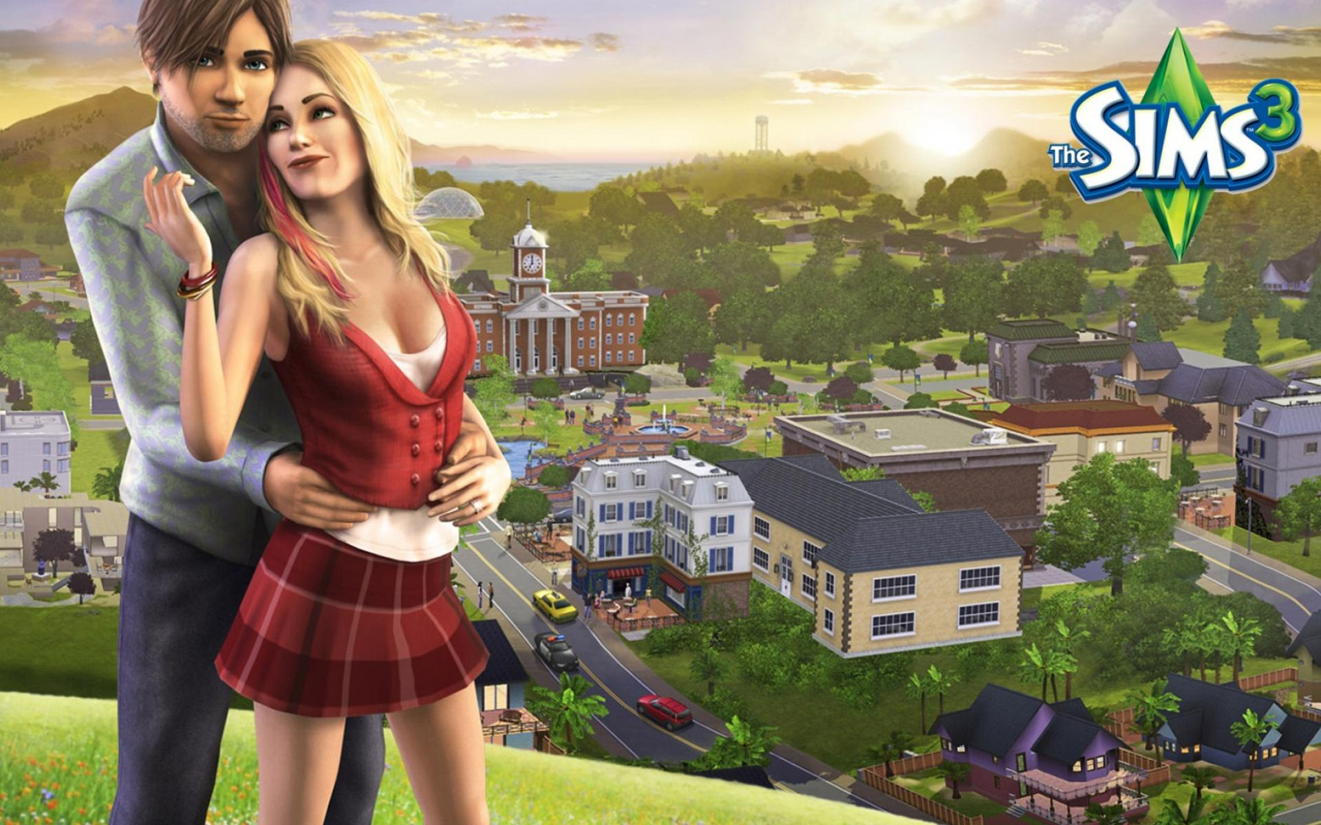 The Sims 3 wallpaper 7