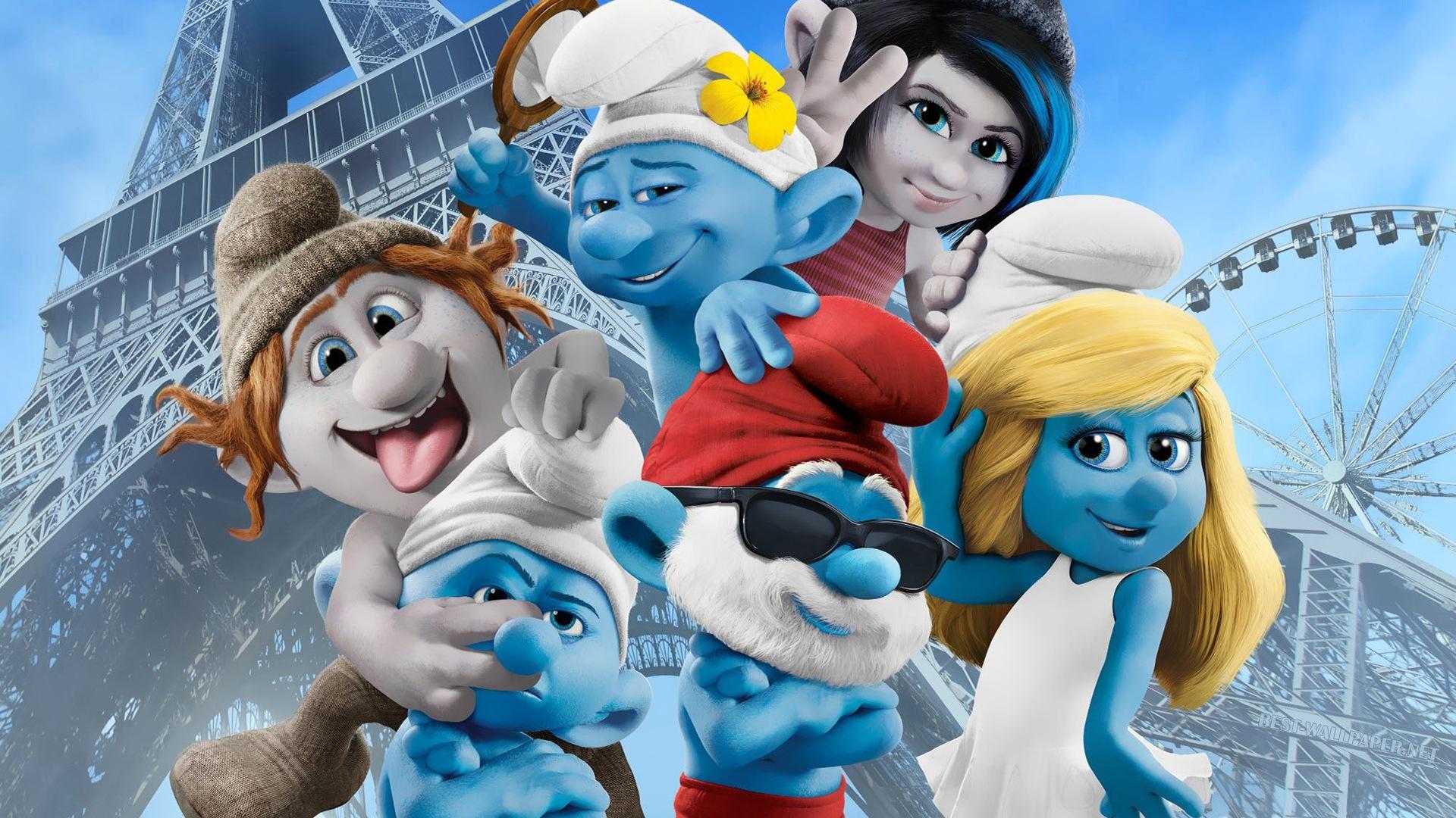 The Smurfs 2 wallpaper 1