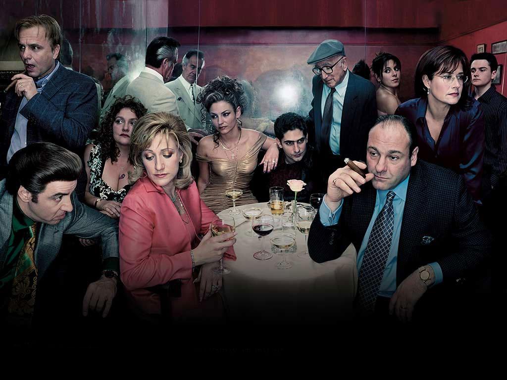 The Sopranos wallpaper 10