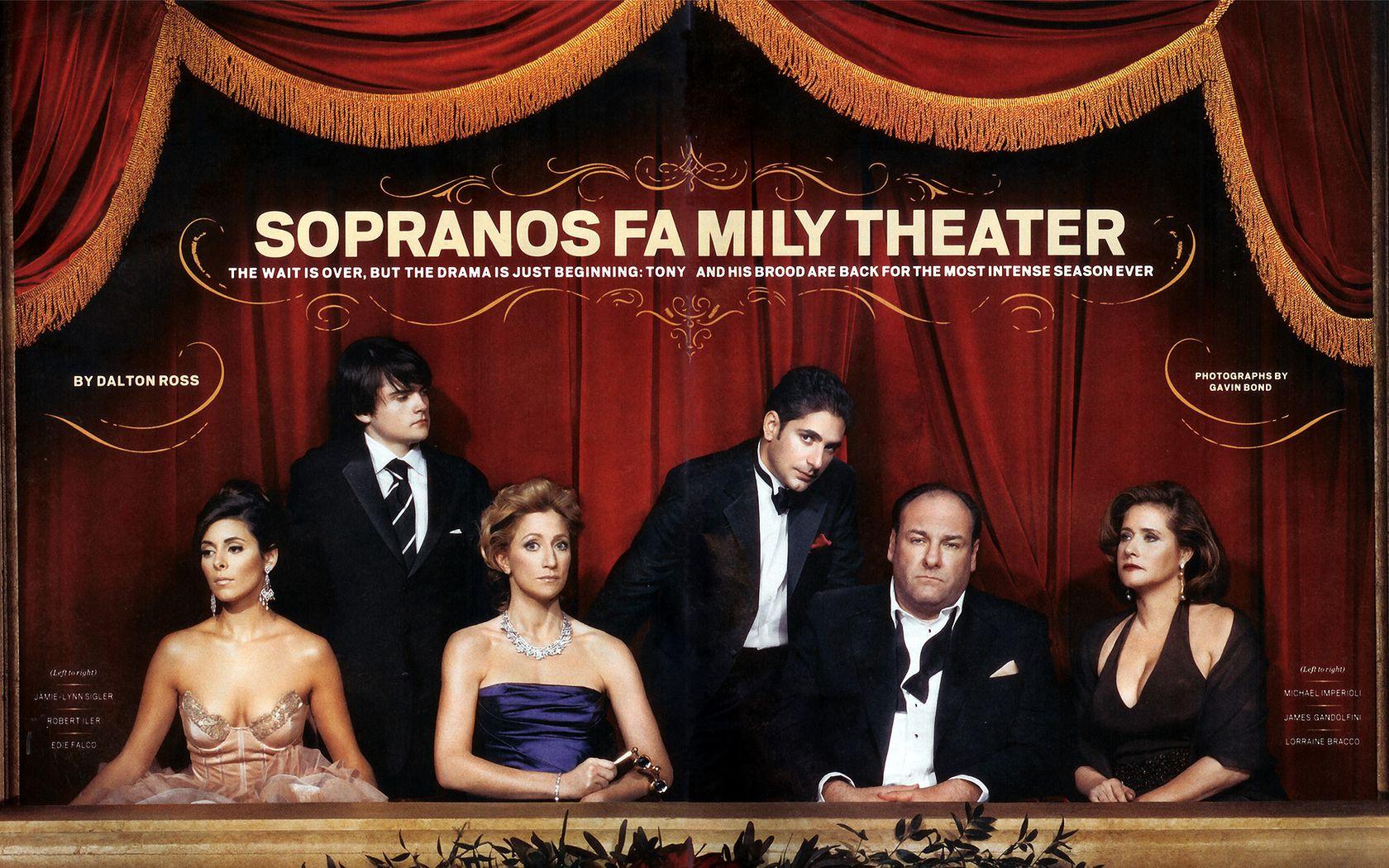 The Sopranos wallpaper 11