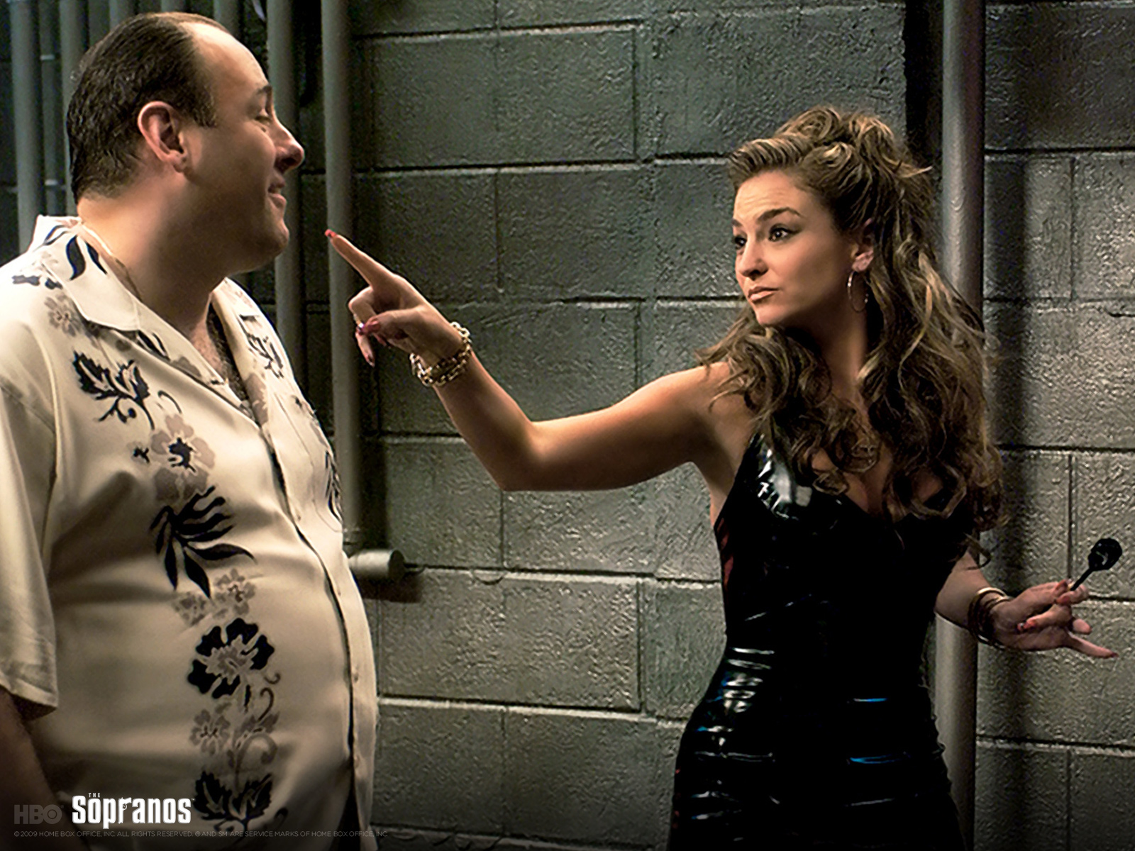 The Sopranos wallpaper 7