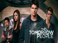 The Tomorrow People wallpaper 1