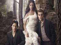 The Vampire Diaries wallpaper 11