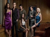 The Vampire Diaries wallpaper 12