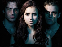 The Vampire Diaries wallpaper 7