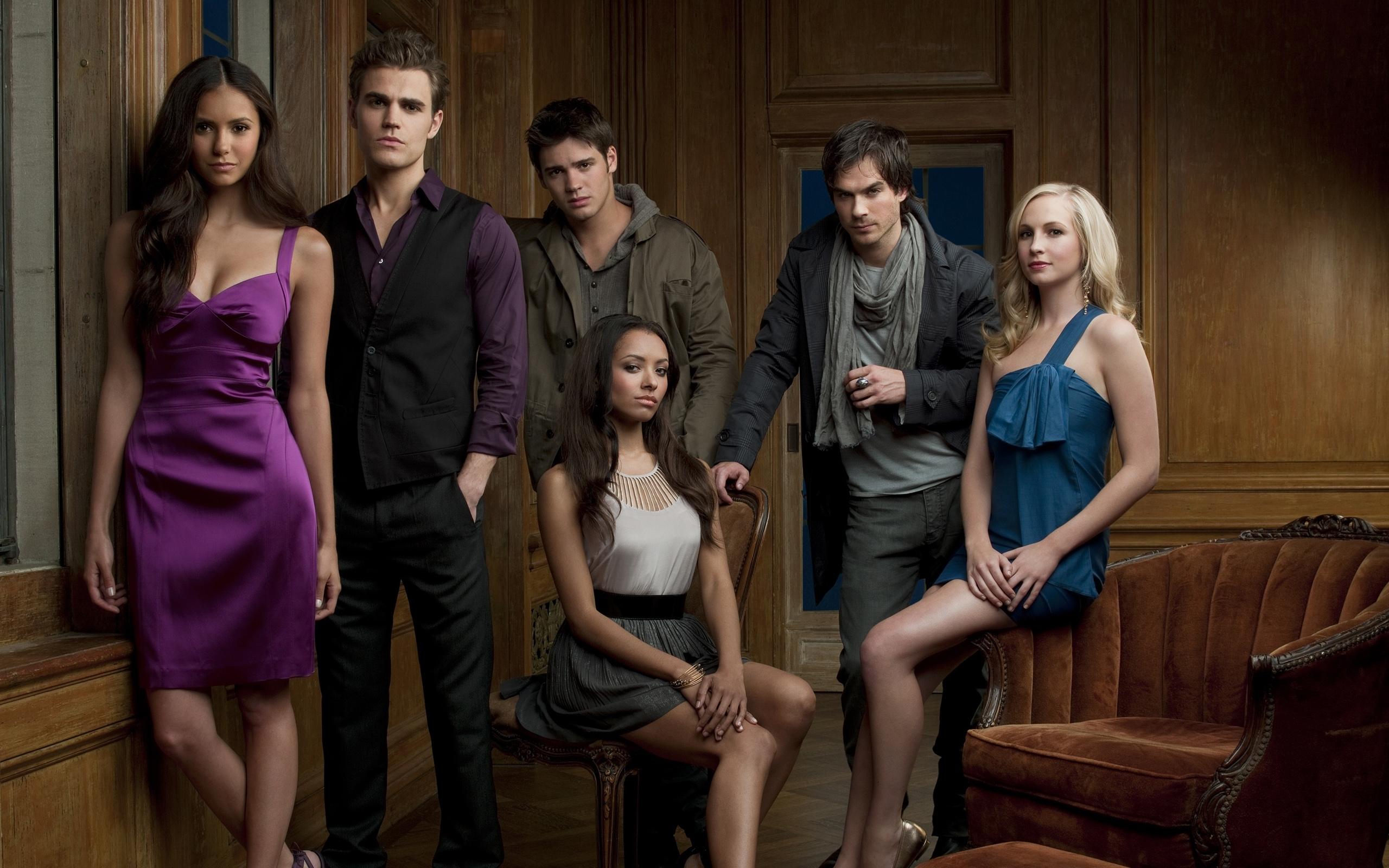 The Vampire Diaries wallpaper 12