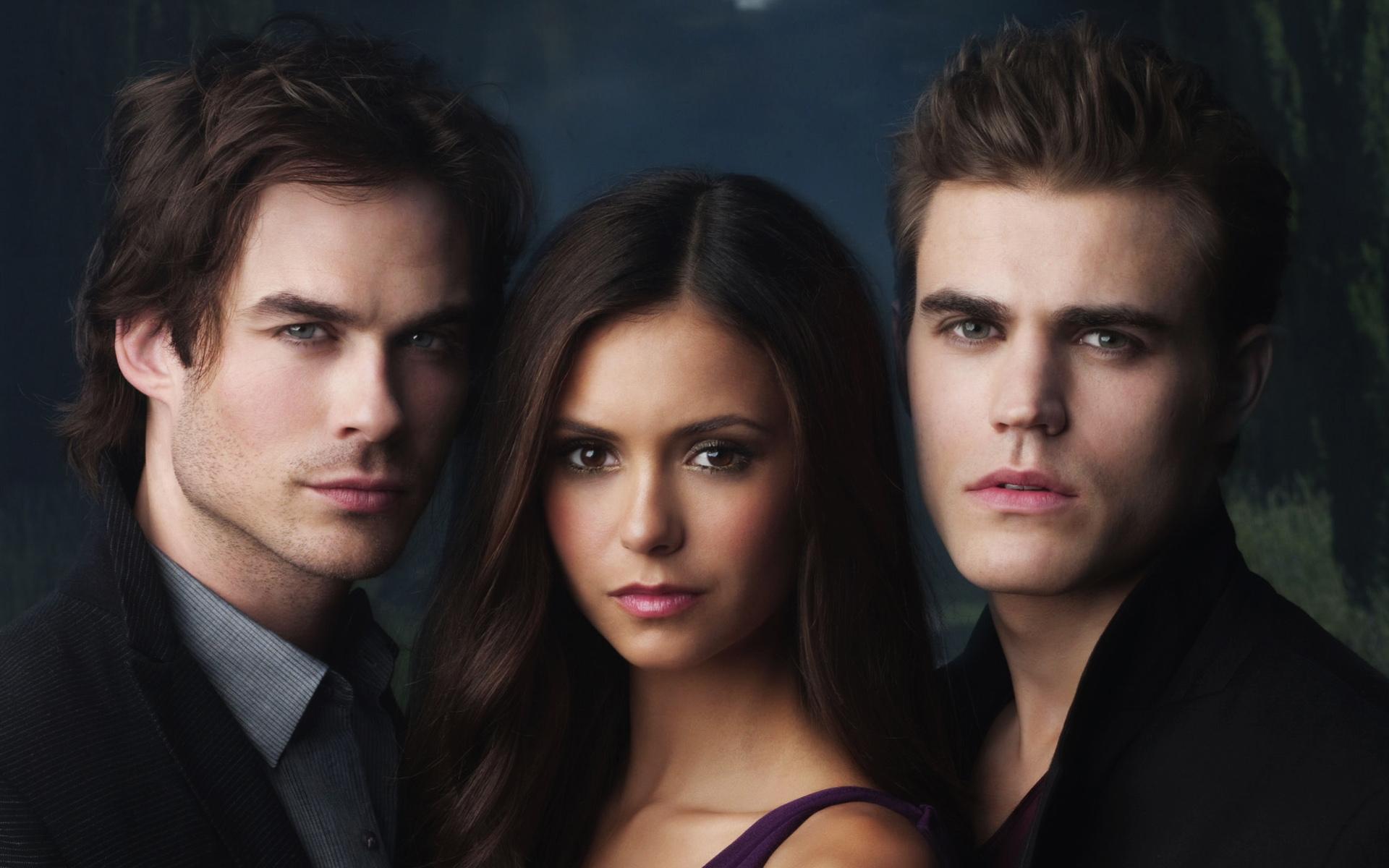 The Vampire Diaries wallpaper 2
