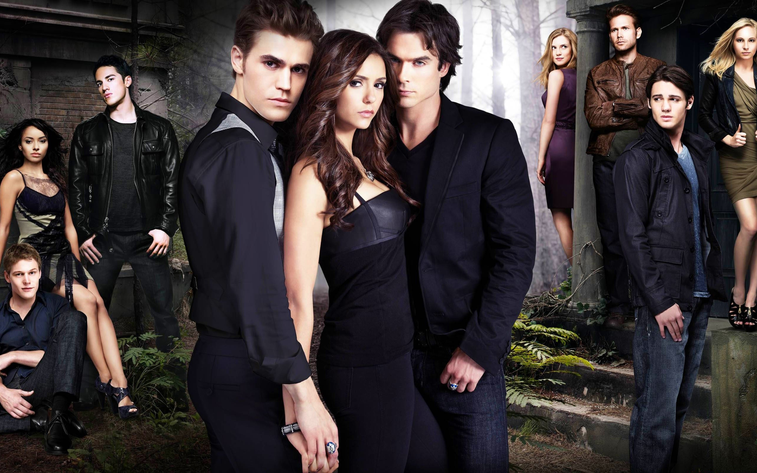 The Vampire Diaries wallpaper 4