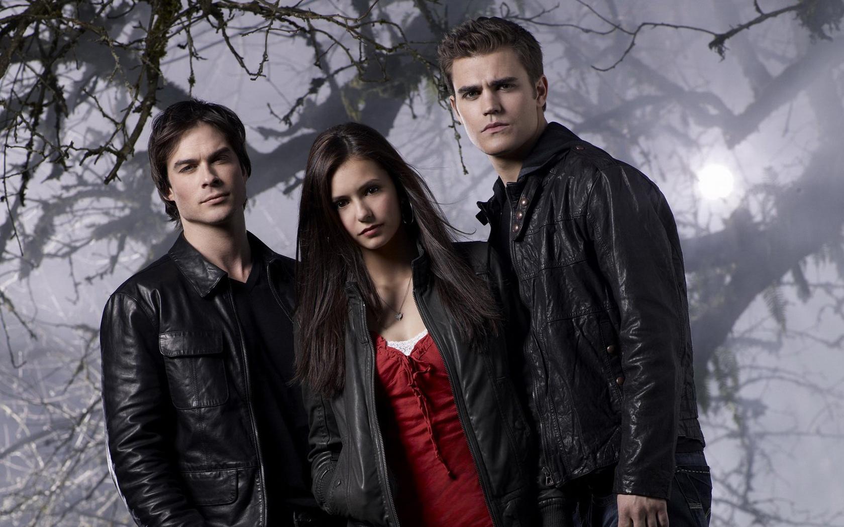 The Vampire Diaries wallpaper 5